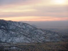 Albuquerque, NM (some of my favorite people live in Santa Fe and I love going out there to visit them)