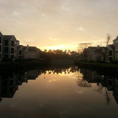 Sunrise in Jacksonville  Fl by geridreiling