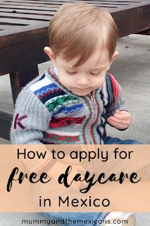 All the information you need on how to apply for free seguro social daycare in Mexico, from whether you are eligible, to what documents you need, to what the system is actually like. Cloth Nappies, Mexicans, Parent Resources, Baby Development, Infant Activities, Health And Safety, Parenting Hacks, Revolution, Public