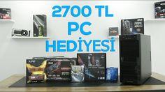 2700 TL'lik PC HEDİYE EDİYORUZ - (30K ABONE ÖZEL)