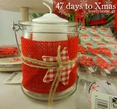 47 μέρες μέχρι τα Χριστούγεννα! Κρεμαστό χριστουγεννιάτικο γυάλινο κηροπήγιο, σε τιμή που θα θες να γεμίσεις το σπίτι!