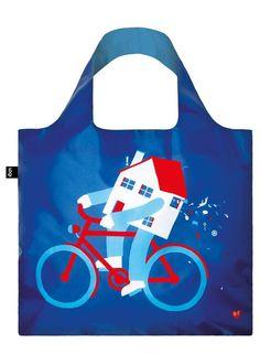 LOQI RYAN TODD Moving House Bag