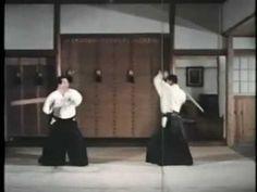 Good footage of Saito Sensei at Iwama Dojo.