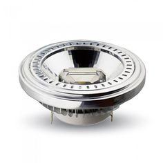 Λάμπα LED Spot G53 AR111 COB 15W Ψυχρό Λευκό 6000K 40° Αλουμινίου VT-1110 V-TAC 4255Χαρακτηριστκά:Βάρος0.2 kgΚωδικός προϊόντοςVT-1110Τύπος...