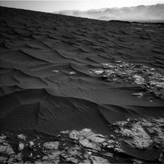 Amazing new images from Mars rover 11/27/15 Awesome views, including some selfies, from the Mars Curiosity rover. The rover is looking across Gale Crater, approaching a large dune with ripples by Mars Science Laboratory Curiosity. Sol 1,174: