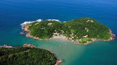Ilha do papagaio SC