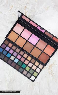 #85057 50 delig Makeup artist palette