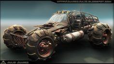 motorstorm concept art - Buscar con Google