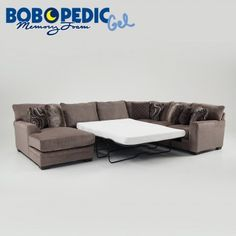Maier Charcoal 2 Piece Sectional With Right Chaise By