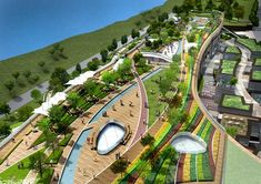 Jiangdao Xintiand Sino-Singapore Nanjing Ecological High-Tech Island Development