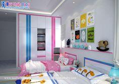 phòng ngủ trẻ em hiện đại ct30