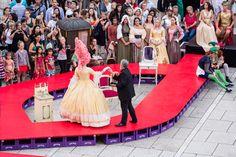#MQ Summer of Fashion: Modeschau: The History of Fashion . (c) Bernhard Nessler
