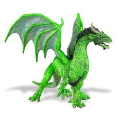 This particular human, who doesn't qualify as a child in most circles, loves dragon toys. Well, I love dragons, so it just goes to figure.    If...