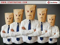 Share your opinion without revealing your identity. Rate and Review People fearlessly at www.Startrating.com.