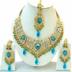 Diamond Bridal Jewelry Set NP-251