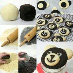 galletas de oso panda - Поиск в Google