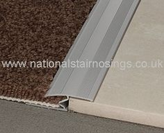 Variable Transition Strips For Carpet to Laminate Tile Price :  4.24 http://