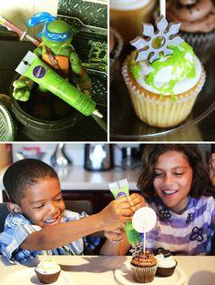 The Look For Less: Teenage Mutant Ninja Turtles Party