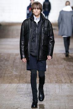 Diesel Black Gold Fall 2016 Menswear Fashion Show