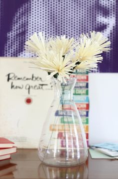 How To Make Paper Flowers: Fuji Spider Mums — Apartment Therapy Tutorials