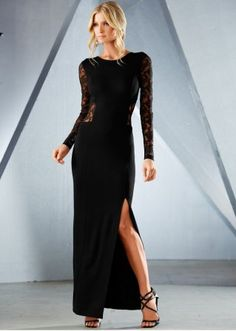 My ideal evening dress for a gala, red carpet or a special dinner
