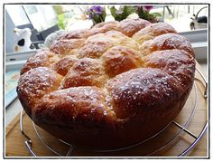 Brioche au mascarpone version avec Thermomix - BLOG LA GUILLAUMETTE -