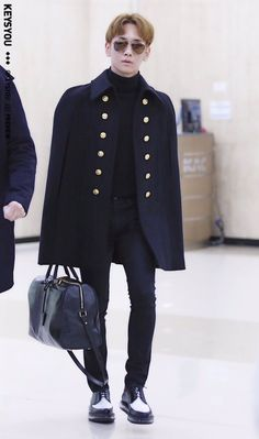 161108 SHINee - Gimpo International Airport from Japan