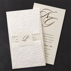 All Wrapped in Love Invitation - Wedding Invitations - Wedding Invites - Wedding Invitation Ideas - View a Proof Online - #weddings #wedding #invitations