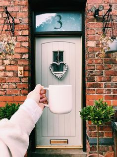 When a door closes.turn around and admire it. Grab a cup of tea to keep you warm too. ☕️ 📷: Visit our website. Window Stickers, Wall Stickers, Window Privacy, Best Windows, Window Film, Closed Doors, Tea Cups, Warm, Website