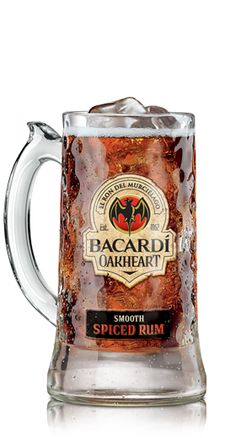 Bacardi - OakHeart and Cola - Spiced Rum Cocktails - BACARDI