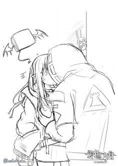 Kawaii Art, Kawaii Anime, Dragon Comic, Anime Military, Anime Crossover, Art Memes, Monster Art, Anime Sketch, Star Wars Art
