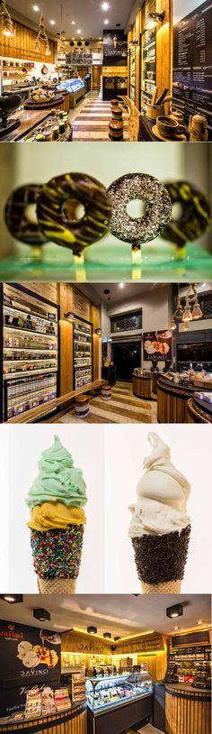 Η αυθεντική εμπειρία gelato τώρα και στην Πλάκα από το DAVINCI ARTISAN GELATO.