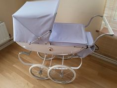 Pram Stroller, Baby Strollers, Silver Cross Prams, Mode Of Transport, Retro, Children, Pram Sets, Boys, Kids