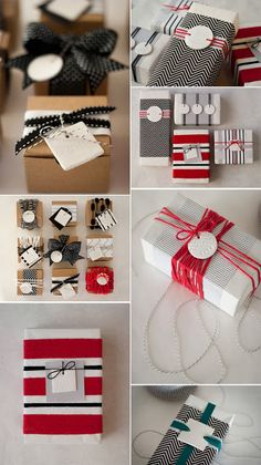 Good Morning friends!  Wrapping gifts is one of my favorite things about quiet nights when the kids are in bed during the Holidays.  Today I'm sharing some beautiful and clever ways to wrap your gifts this Holiday Season, 24 Beautiful Gift Wrapping Ideas to be exact.  Don't get stuck in a rut and turn to …