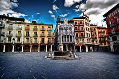Plaza del Torico,Teruel