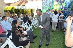 Con el Dr. Miguel Ángel Contreras Natera, director ejecutivo del Instituto Social del MERCOSUR