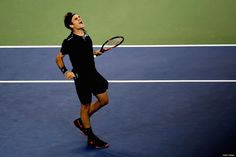 Roger Federer, Gael Monfils and a champion's gutsy U.S. Open comeback | For The Win
