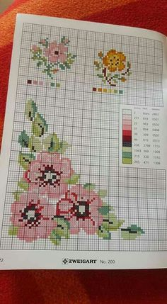 Cross Stitch Pillow, Cross Stitch Cards, Cross Stitch Borders, Cross Stitch Rose, Cross Stitch Flowers, Cross Stitch Designs, Cross Stitching, Cross Stitch Embroidery, Embroidery Patterns