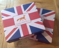 The Copperfox Box — Copperfox Model Horses