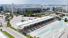 Miami International Airport :: Parking on Airport Property :: Miami-Dade County