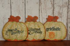 Pumpkin Spice by Donna Baugher Sellers on Etsy