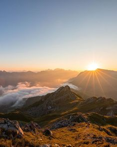 """Gaid Panozzo swears by visting the sunrise view from Cima Vizzena, Val di Fiemme is an """"experience, not a trip"""" and is a perfect summer destination"""