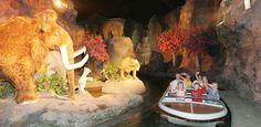 Ice Age boat ride