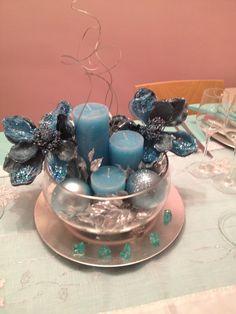 1000 images about decoraci n navidad 2014 2015 on - Como decorar la mesa en navidad ...