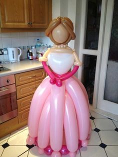 Princess Balloon...wow