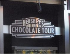 Hershey's Chocolate Tour http://blog.top-ten-travel-list.com/activities/hersheys-chocolate-world/