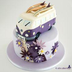 Van+Wolsvagen+cake+-+Cake+by+Catcakes
