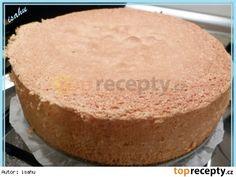 Olejový korpus na dort Apple Cake, Sweet Cakes, Sweet Desserts, Pavlova, Cornbread, Vanilla Cake, Tiramisu, Cake Recipes, Fondant