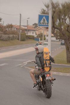 Skateboard or Ride, Skateboard or Ride? Tough choice