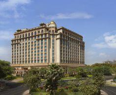 Leela Palace – New Delhi Exteriro View